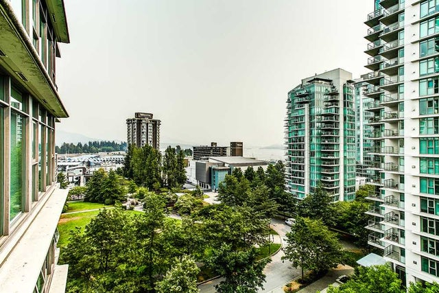 804 1710 BAYSHORE DRIVE - Coal Harbour Apartment/Condo for sale, 2 Bedrooms (R2195570) #2